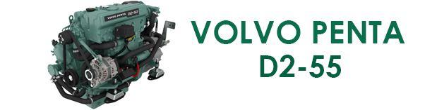 Volvo Penta d2-55 parts