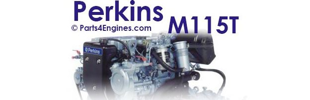 Perkins m115t parts