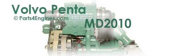 Volvo Penta MD2010 parts