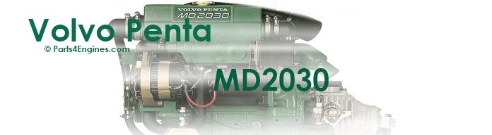 Volvo Penta MD2030 parts