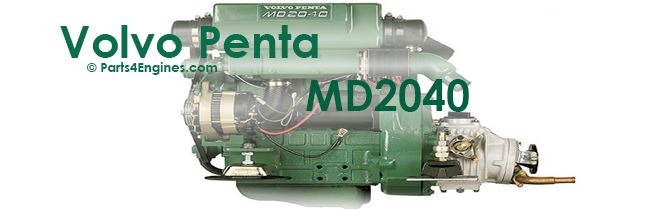 Volvo Penta MD2040 parts